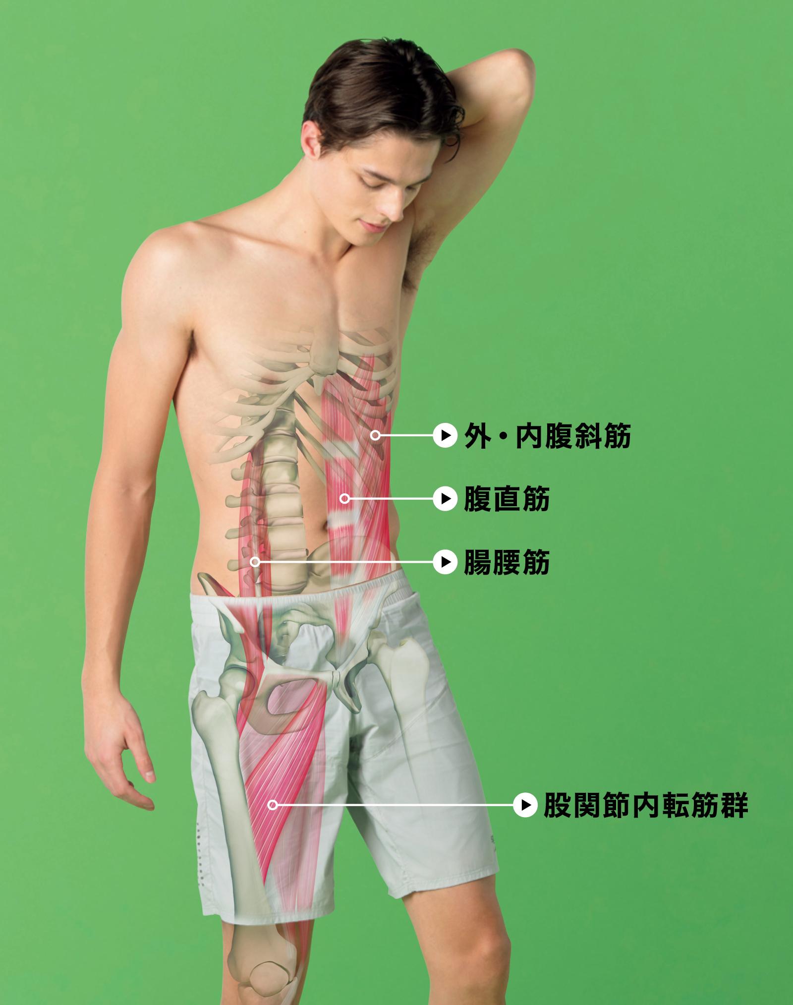 腰痛はなぜ起こる? 腰痛のメカニズム