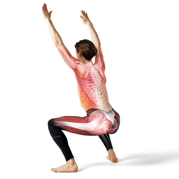 肩こり・腰痛予防の新常識! 背骨・胸郭・股関節エクササイズ