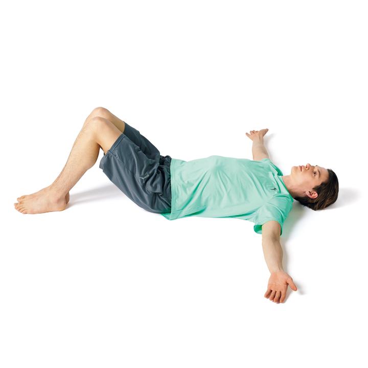 背骨・胸郭・股関節エクササイズ