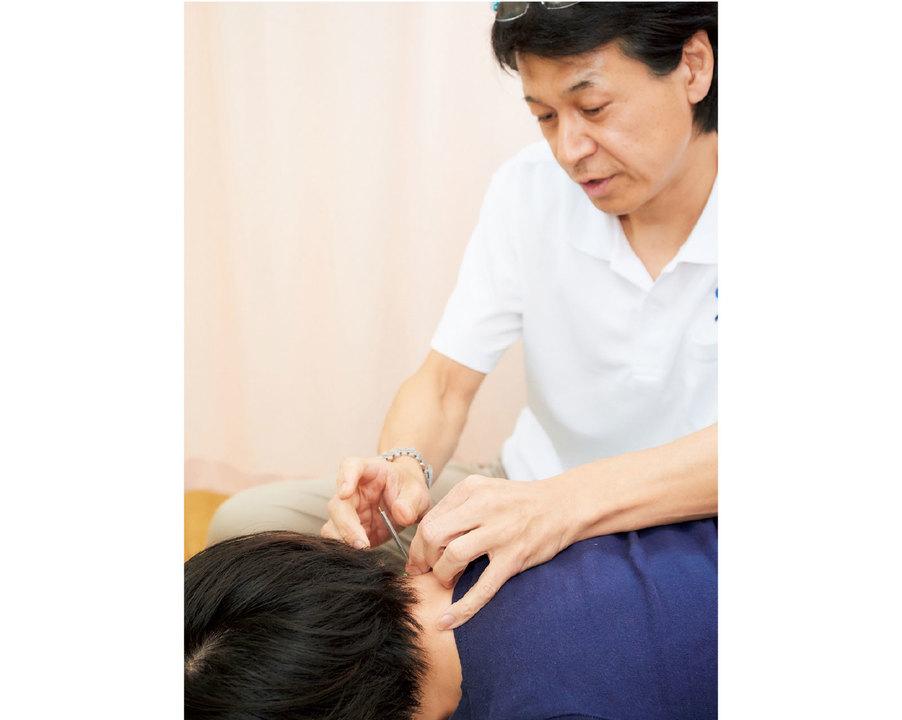 白石鍼灸治療院 東京院/橘広造先生