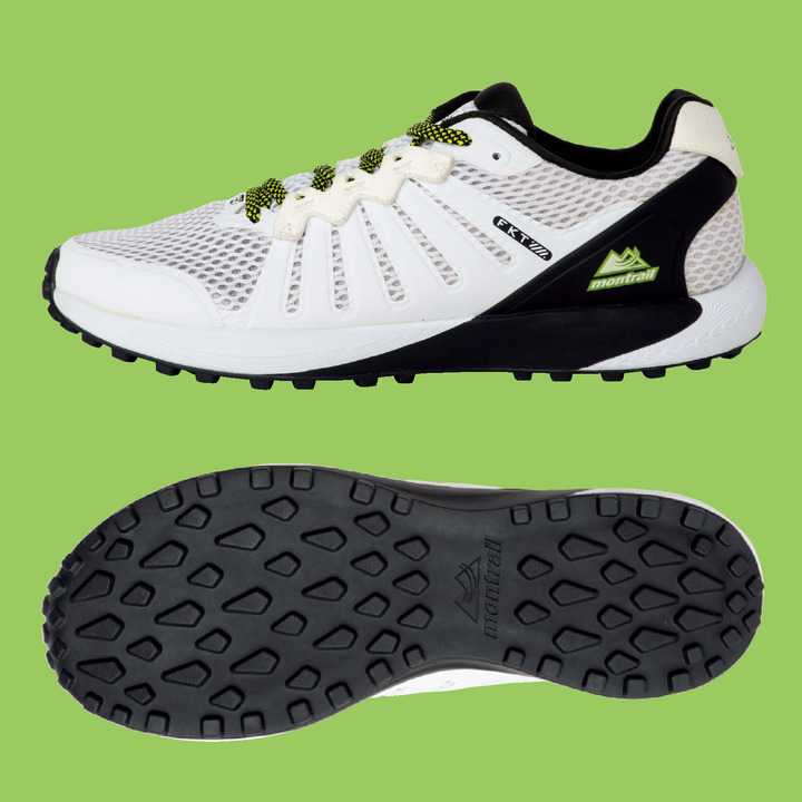 COLUMBIA MONTRAIL FKT top/outsole