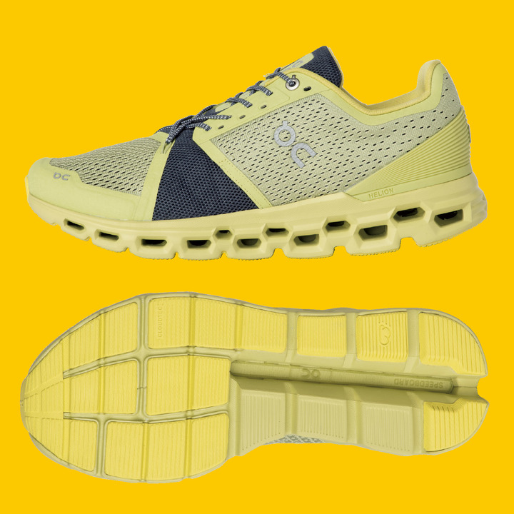 Cloudstratus top/outsole