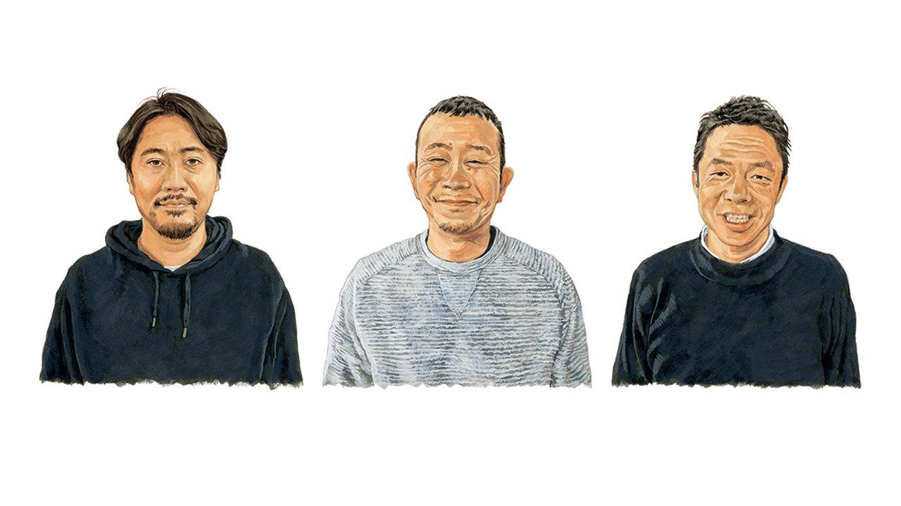 《リアップX5プラス》が気になるTarzan編集部の3名