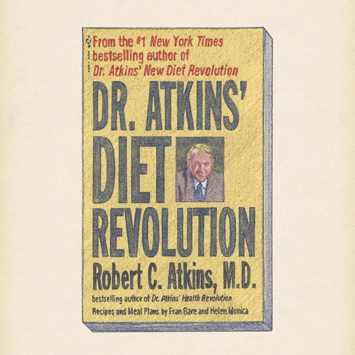 『アトキンス博士のダイエット・レボリューション』