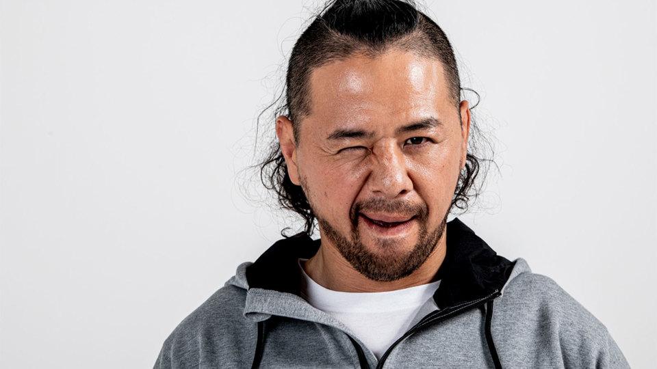 """世界一の団体・WWEで""""トップ""""として闘い続ける、中邑真輔のトレーニング、食事、リカバリー"""