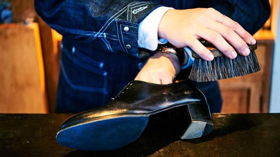 革靴が長持ち&はき心地もアップ! 月イチで試したい靴磨き超入門
