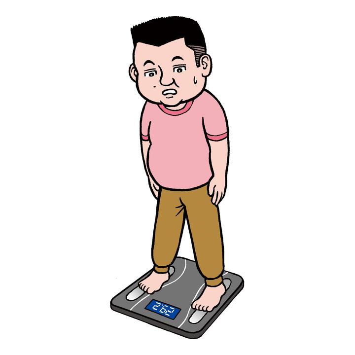 体重2kg減をバカにしない
