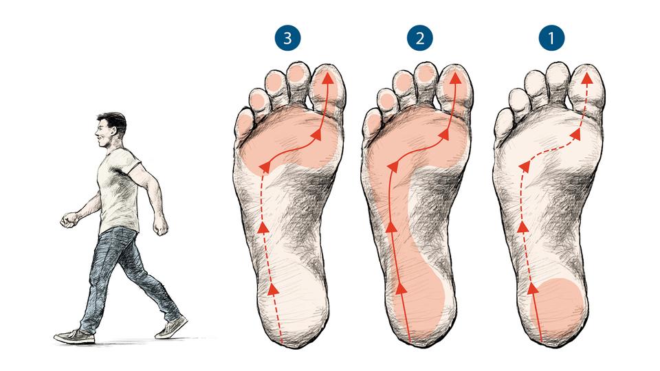 元気に歩くために! 正しい「歩き方」と「シューズの選び方」 | Tarzan Web(ターザンウェブ)