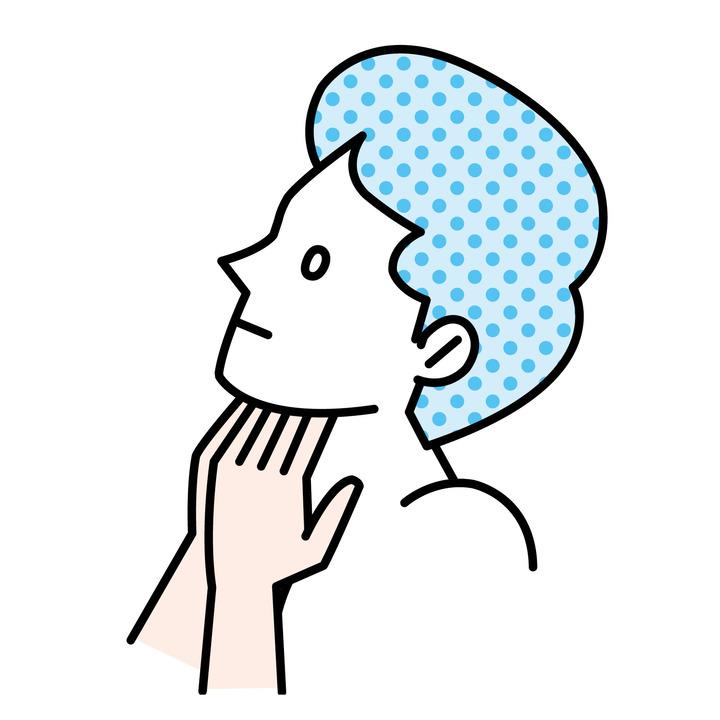 マッサージで唾液分泌を促し、口臭を予防せよ。
