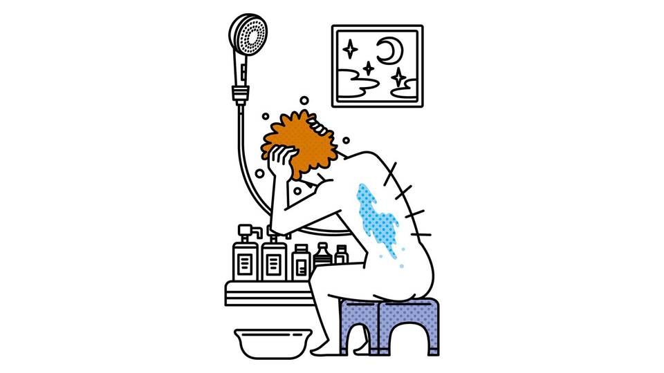 【図解】加齢臭を引き起こすライフスタイル