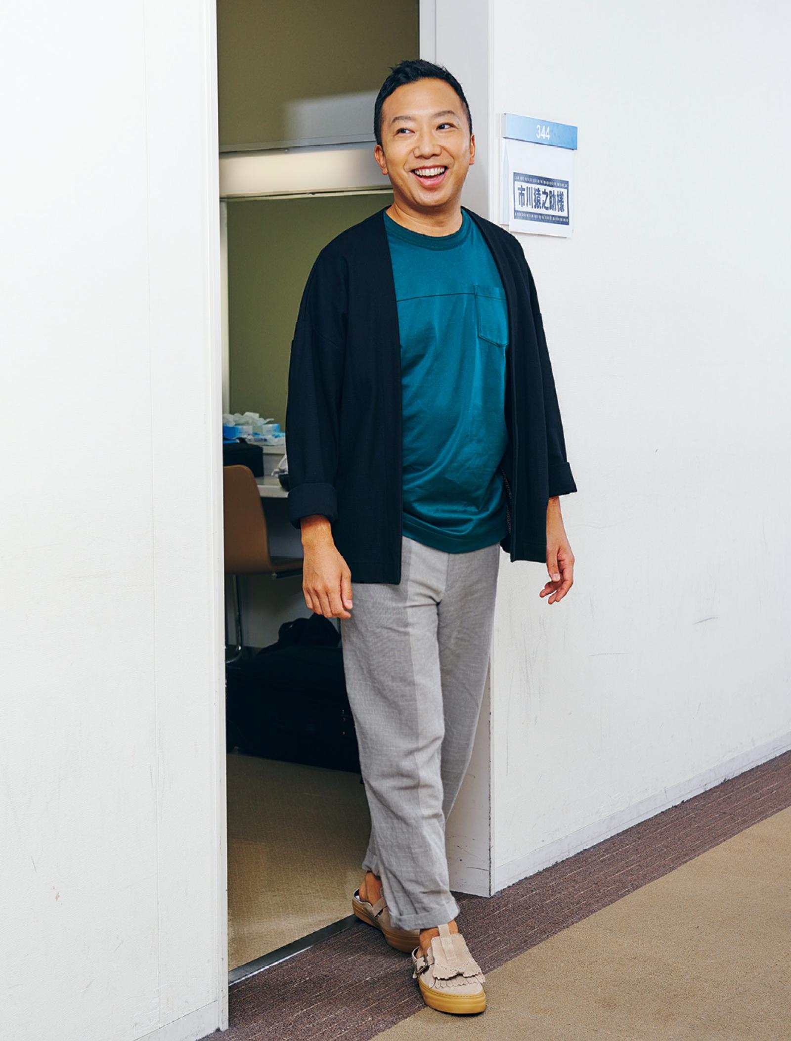 筋トレもストレッチもしない」歌舞伎役者・市川猿之助の体力&気力回復 ...