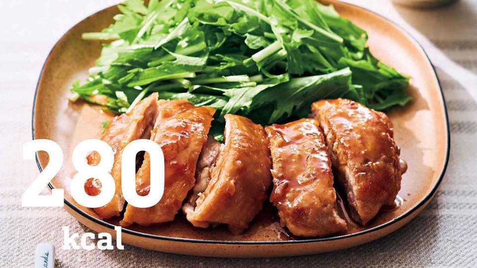 レシピ とり さっぱり もも肉