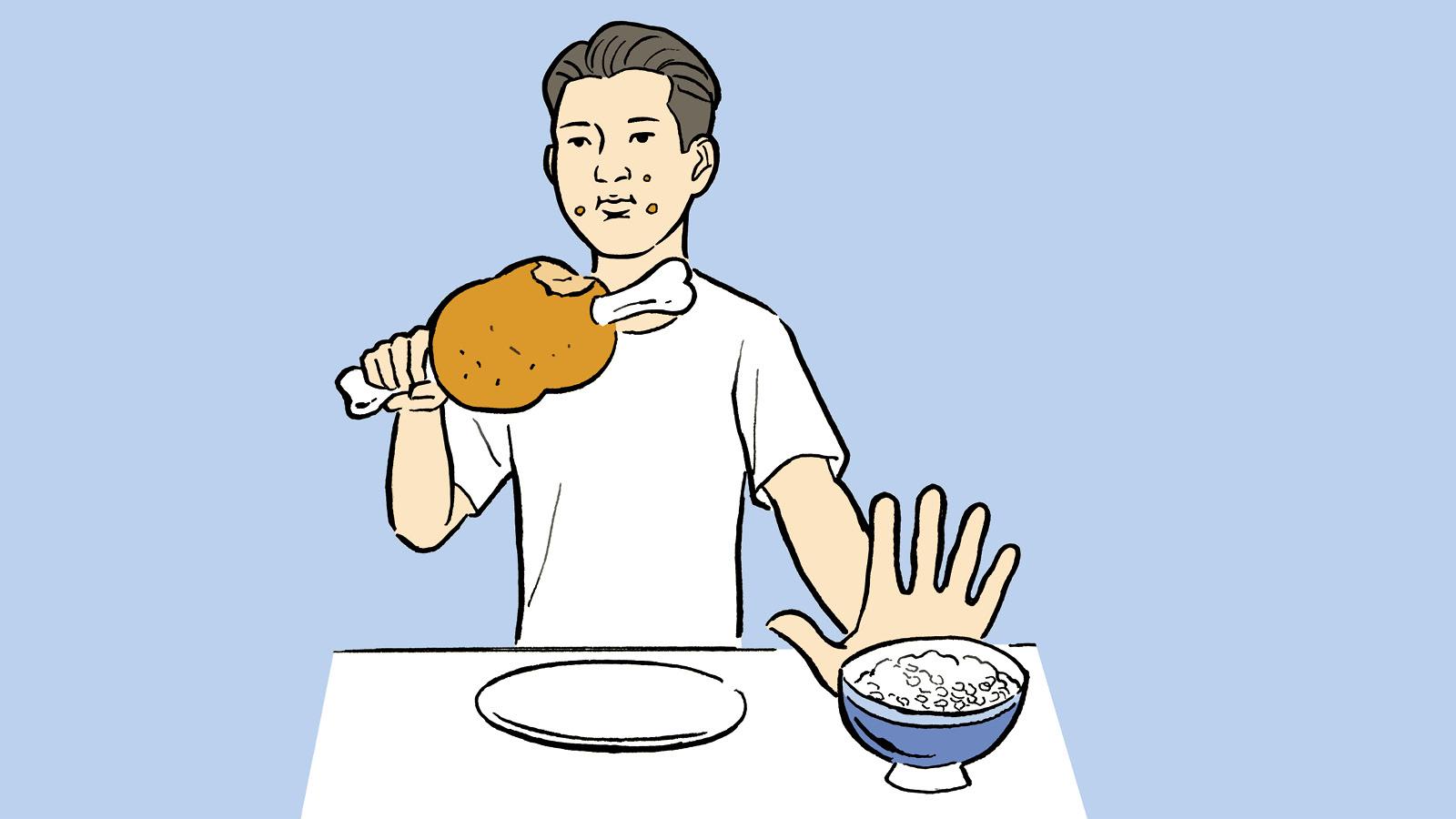 ダイエット 高 脂質 断 糖